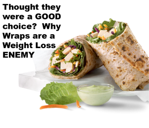 Wraps - Weight Loss ENEMY
