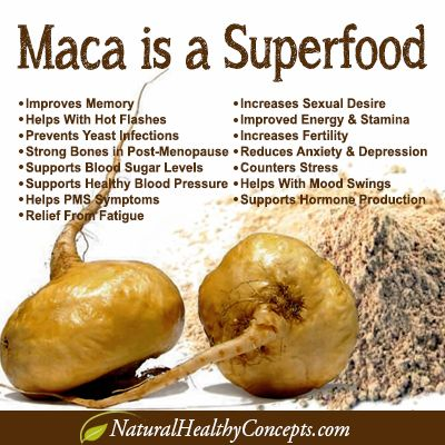 Can Maca Root Give You Curves